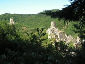 Manderscheid, Burgen